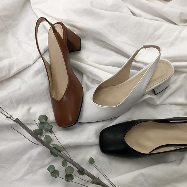 1区韩国本土服装代购(韩国圆通直发)kongstyle-高跟鞋(2019-03-15上架)
