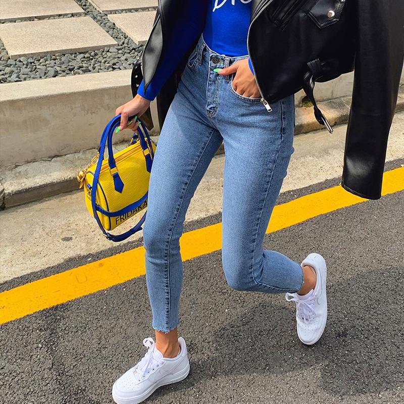 1區100%正宗韓國官網代購(韓國直發包國際運費)liphop-牛仔褲(2019-10-20上架)