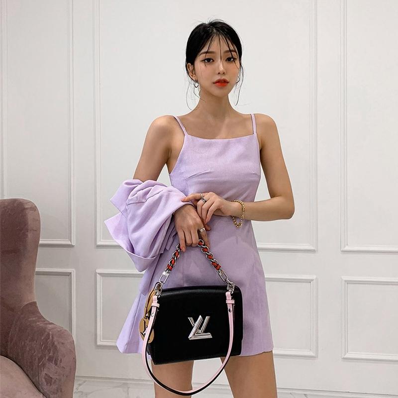 1区100%正宗韩国官网代购(韩国直发包国际运费)liphop-连衣裙(2020-07-02上架)
