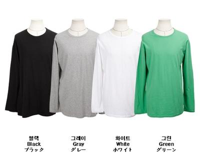 로토코-프랩 티셔츠 #워싱돌려 #상콤해진 #베이직 #유넥티셔츠 #사계절내 #입어주세용 #Frep T-shirts