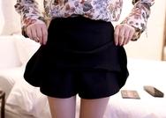 2018新款韩国服装marlangrouge品牌时尚流行可爱裙裤(2018.1月)