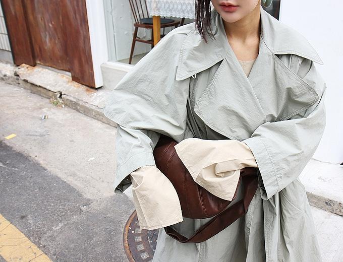 1区100%正宗韩国官网代购(韩国直发包国际运费)masion-de-nolita-大衣(2019-07-19上架)
