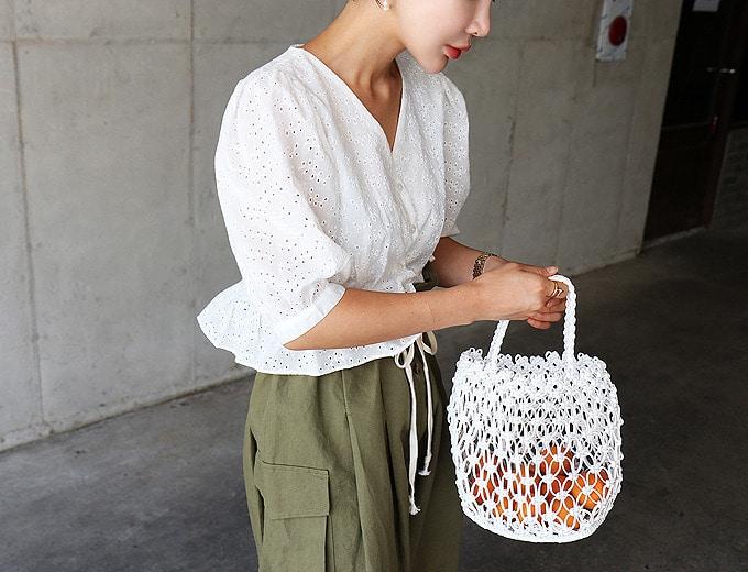 1区100%正宗韩国官网代购(韩国直发包国际运费)masion-de-nolita-衬衫(2019-07-23上架)