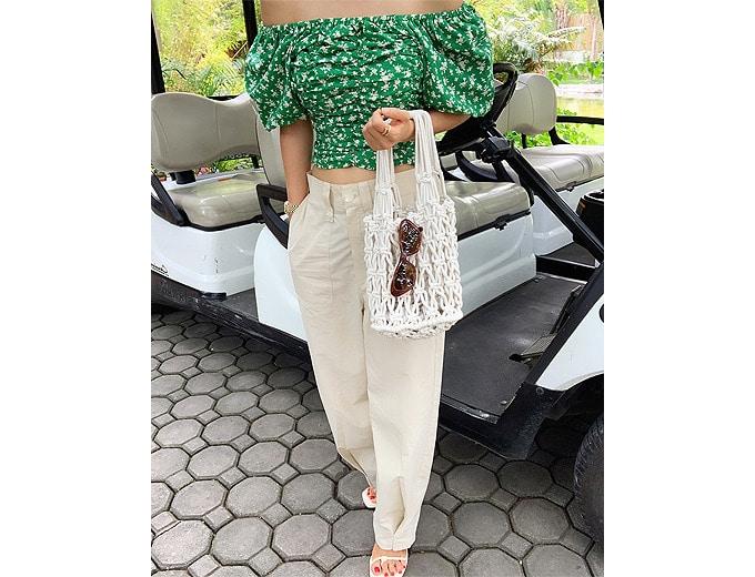 1区100%正宗韩国官网代购(韩国直发包国际运费)masion-de-nolita-长裤(2019-07-16上架)