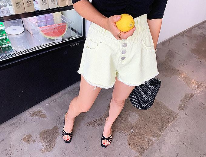 1区100%正宗韩国官网代购(韩国直发包国际运费)de-nolita-短裤(2019-07-31上架)