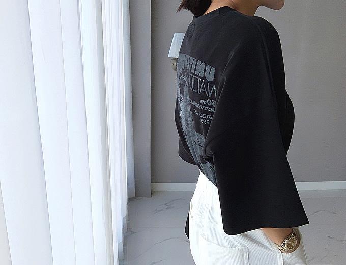 1区100%正宗韩国官网代购(韩国直发包国际运费)de-nolita-T恤(2019-11-07上架)