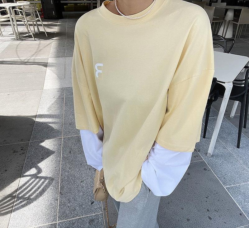 1区100%正宗韩国官网代购(韩国直发包国际运费)de-nolita-T恤(2021-03-24上架)