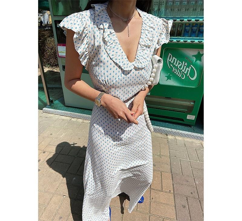 1区100%正宗韩国官网代购(韩国直发包国际运费)de-nolita-连衣裙(2021-03-24上架)