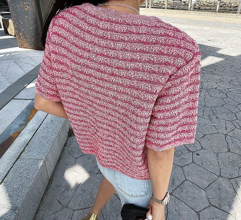 1区100%正宗韩国官网代购(韩国直发包国际运费)de-nolita-针织衫(2021-03-24上架)