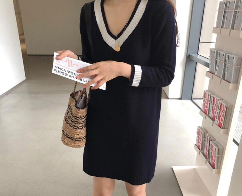 1区韩国本土服装代购(韩国圆通直发)maybe-baby-连衣裙(2018-09-24上架)
