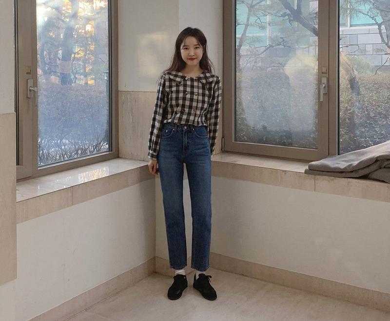 1区韩国本土服装代购(韩国圆通直发)maybe-baby-牛仔裤(2019-01-16上架)