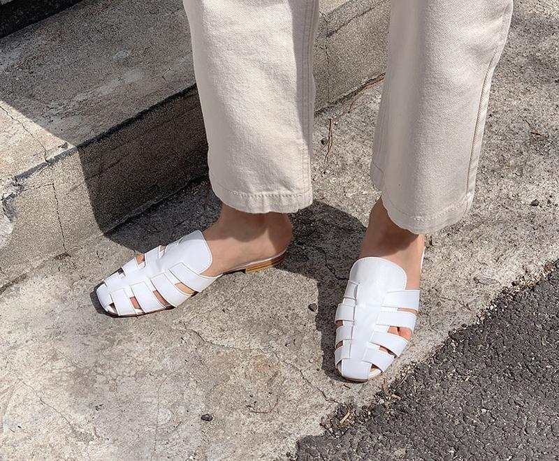 1区韩国本土服装代购(韩国圆通直发)maybe-baby-平底鞋(2019-04-17上架)