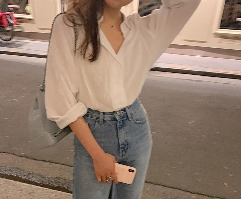 1区韩国本土服装代购(韩国圆通直发)maybe-baby-衬衫(2019-05-14上架)