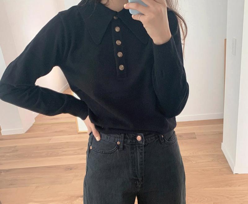 1区100%正宗韩国官网代购(韩国直发包国际运费)maybe-baby-针织衫(2019-10-24上架)