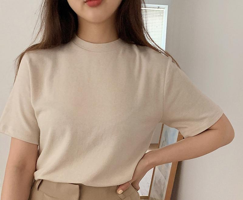 1区100%正宗韩国官网代购(韩国直发包国际运费)maybe-baby-T恤(2019-10-24上架)