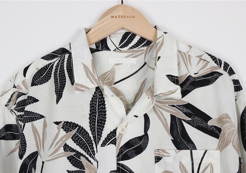 1区100%正宗韩国官网代购(韩国直发包国际运费)maybeach-衬衫(2019-07-12上架)