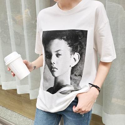 1区韩国本土服装代购(韩国圆通直发)merongshop-休闲流行韩版T恤(本商品非新品请联系客服核对再下单-16上架)