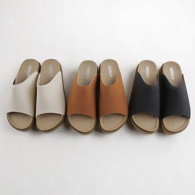 1区韩国本土服装代购(韩国圆通直发)merongshop-简约韩版流行拖鞋(2018-04-19上架)