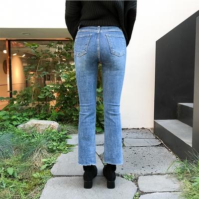 1区韩国本土服装代购(韩国圆通直发)merongshop-牛仔裤(2018-10-22上架)