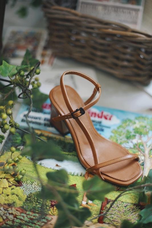 1区韩国本土服装代购(韩国圆通直发)milkcocoa-高跟鞋(2019-05-20上架)