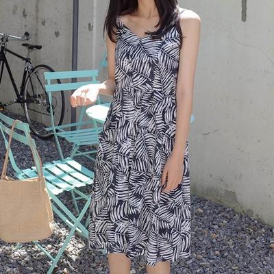 mimididi-魅力秀气舒适连衣裙