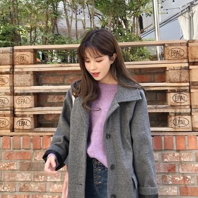 1区韩国本土服装代购(韩国圆通直发)mimididi-大衣(2018-10-22上架)