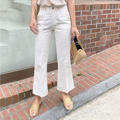 1区韩国本土服装代购(韩国圆通直发)mimididi-长裤(2019-05-19上架)