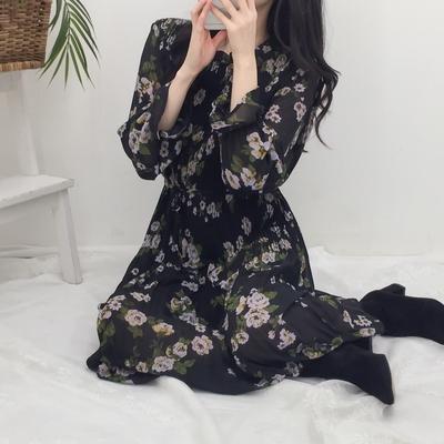 1区韩国本土服装代购(韩国圆通直发)mixxmix-连衣裙(2019-02-19上架)