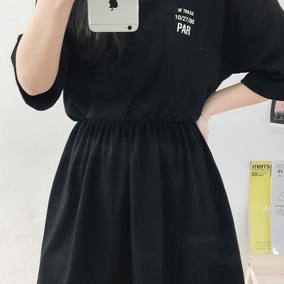 1區100%正宗韓國官網代購(韓國直發包國際運費)mixxmix-連衣裙(2019-06-10上架)
