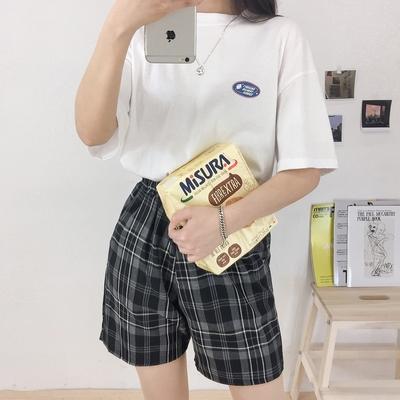 1区100%正宗韩国官网代购(韩国直发包国际运费)mixxmix-短裤(2019-06-12上架)