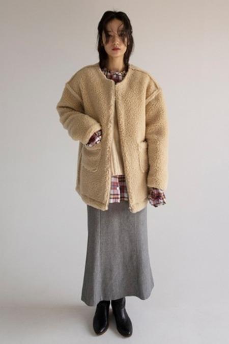 1区韩国本土服装代购(韩国圆通直发)Moaol-大衣(2018-11-13上架)