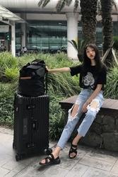 mocobling-韩国休闲个性手提韩国代购正品背包女装2017年07月28日夏季款