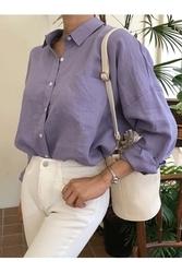 mocobling-韩国个性纯色抽带韩国代购正品手提包女装2017年07月31日夏季款