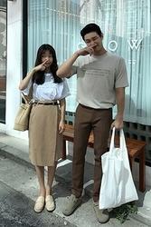 mocobling-韩国时尚魅力舒适韩国代购长裙女装2017年08月07日08月款