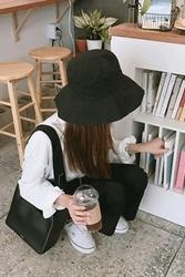 mocobling-韩国时尚夏季女士帽子女装2017年08月07日08月款