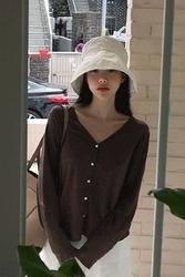 mocobling-韩国时尚宽松舒适韩国服装代购开襟衫女装2017年08月09日08月款