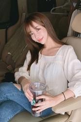 mocobling-韩国时尚宽松舒适韩国代购正品衬衫女装2017年08月09日08月款