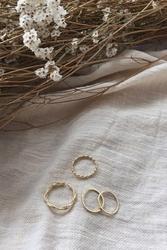 mocobling-韩国时尚魅力女士戒指套装女装2017年08月09日08月款