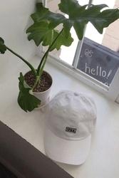 mocobling-韩国时尚魅力字母帽子女装2017年08月09日08月款
