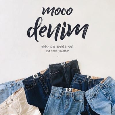 1区韩国本土服装代购(韩国圆通直发)mocobling-牛仔裤(2018-09-24上架)
