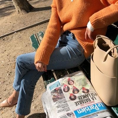 1区韩国本土服装代购(韩国圆通直发)mocobling-平底鞋(2018-10-13上架)