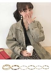 2018新款韩国服装mocobling品牌韩版时尚魅力戒指(2018.1月)