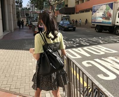 1区韩国本土服装代购(韩国圆通直发)mocobling-韩版时尚魅力两用包(本商品非新品请联系客服核对再下单-14上架)