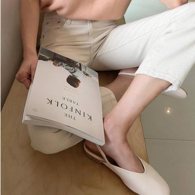 1区韩国本土服装代购(韩国圆通直发)mocobling-平底鞋(2019-03-08上架)