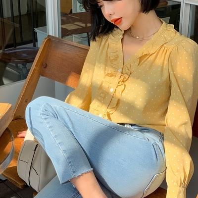 1区韩国本土服装代购(韩国圆通直发)mocobling-衬衫(2019-03-19上架)