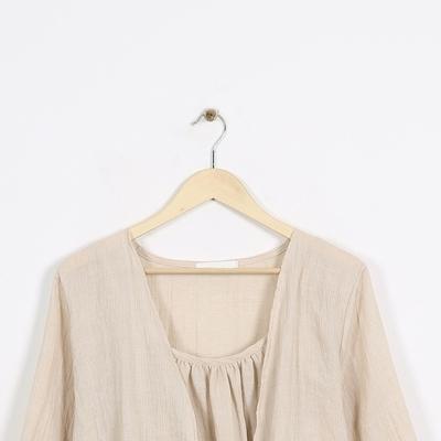 1区韩国本土服装代购(韩国圆通直发)mocobling-开襟衫(2019-05-26上架)