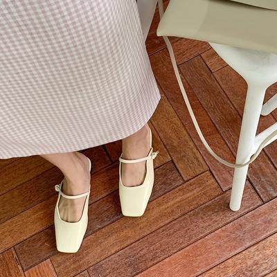 1区100%正宗韩国官网代购(韩国直发包国际运费)mocobling-高跟鞋(2019-07-30上架)