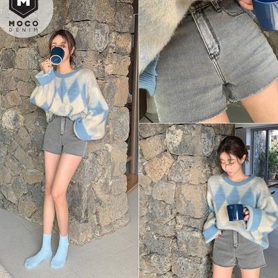 1区100%正宗韩国官网代购(韩国直发包国际运费)mocobling-短裤(2020-02-04上架)