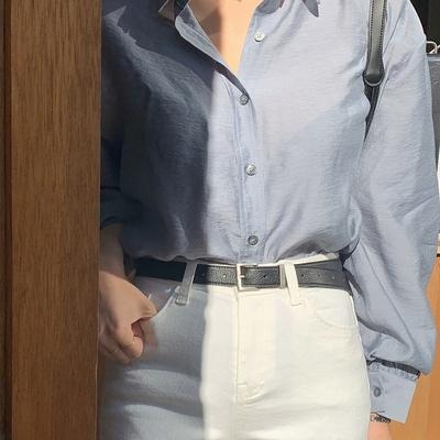 1区100%正宗韩国官网代购(韩国直发包国际运费)mocobling-衬衫(2020-02-06上架)
