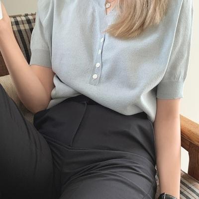 1区100%正宗韩国官网代购(韩国直发包国际运费)mocobling-针织衫(2020-07-04上架)